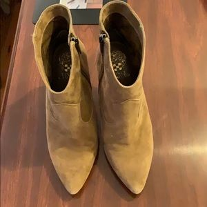 gently worn Vince Camuto Movinta Bootie. Size 8.5